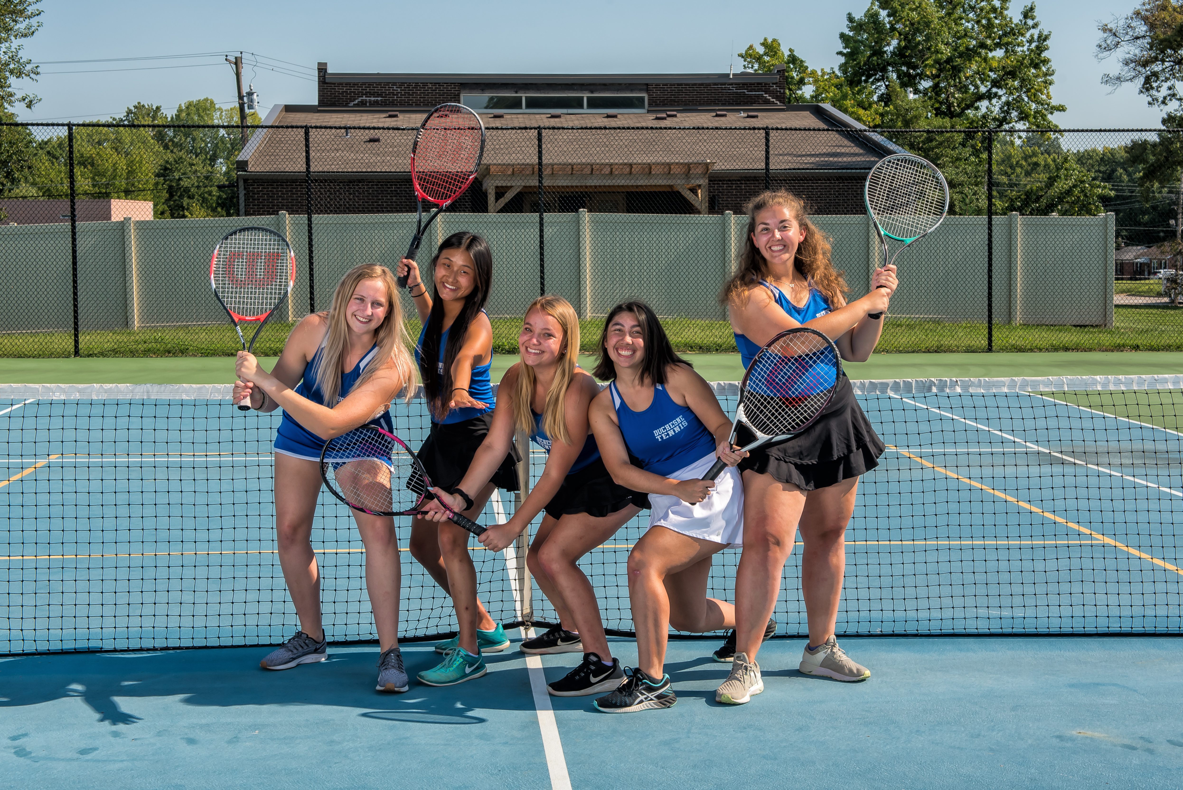 Girls Senior Tennis
