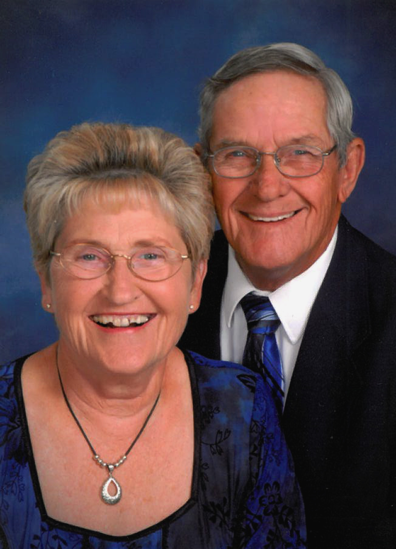 Betty and Ralph Elmendorf